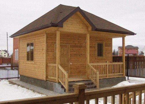 Строительство бань и деревянных домов