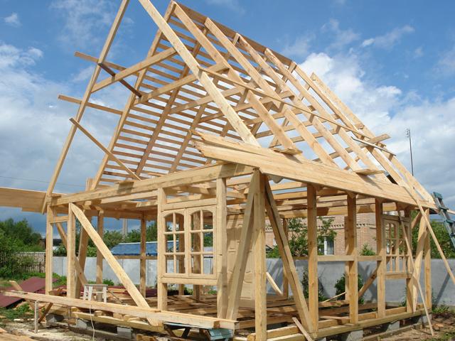 Как сделать постройку дома