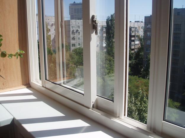 Окна раздвижные