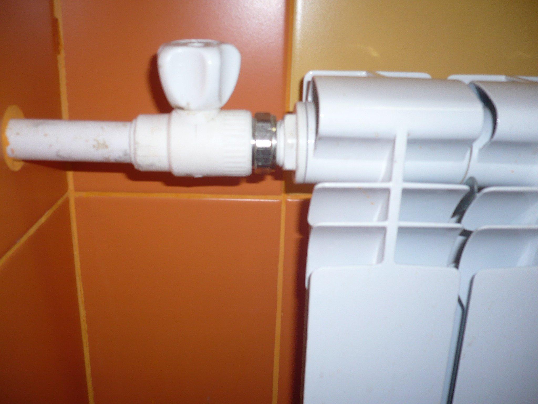 Отопление дома 100м2
