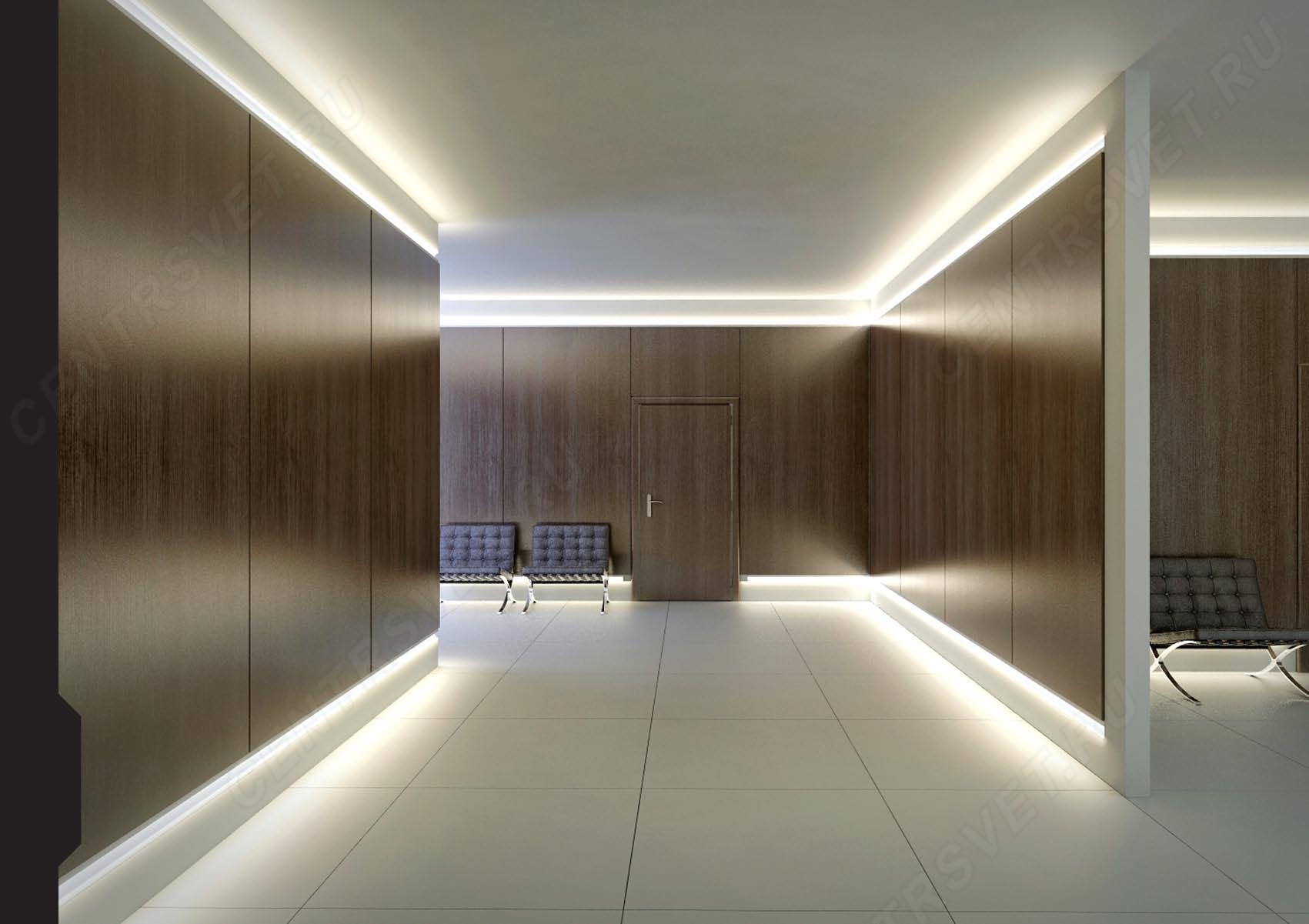 Led светильники для интерьера