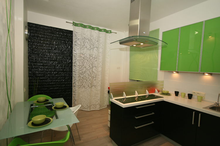 Интерьер и ремонт на кухне