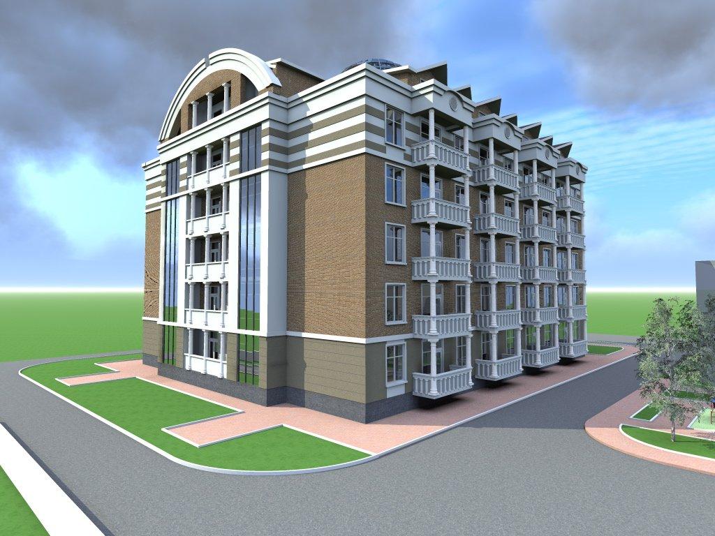 Projekti stanovanj z nizko rastjo