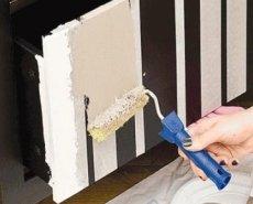 Как покрасить мебель из дсп своими руками видео
