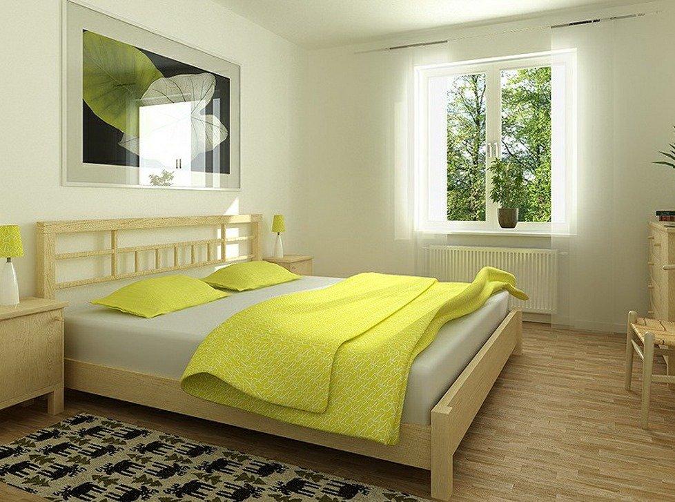 Дизайн спальни реальное