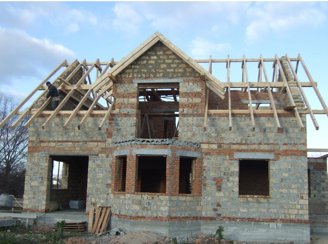 Как построить дом своими руками Ремонт на даче 66