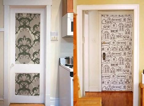 Межкомнатная дверь реставрация своими руками