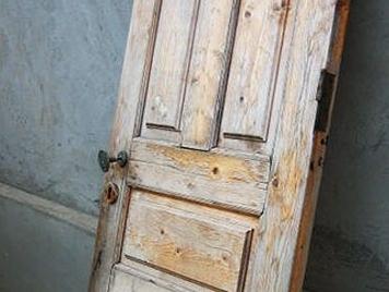 Старая дверь как преобразить