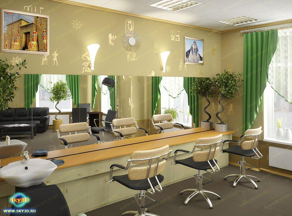 филиал интерьер парикмахерских салонов фото любая