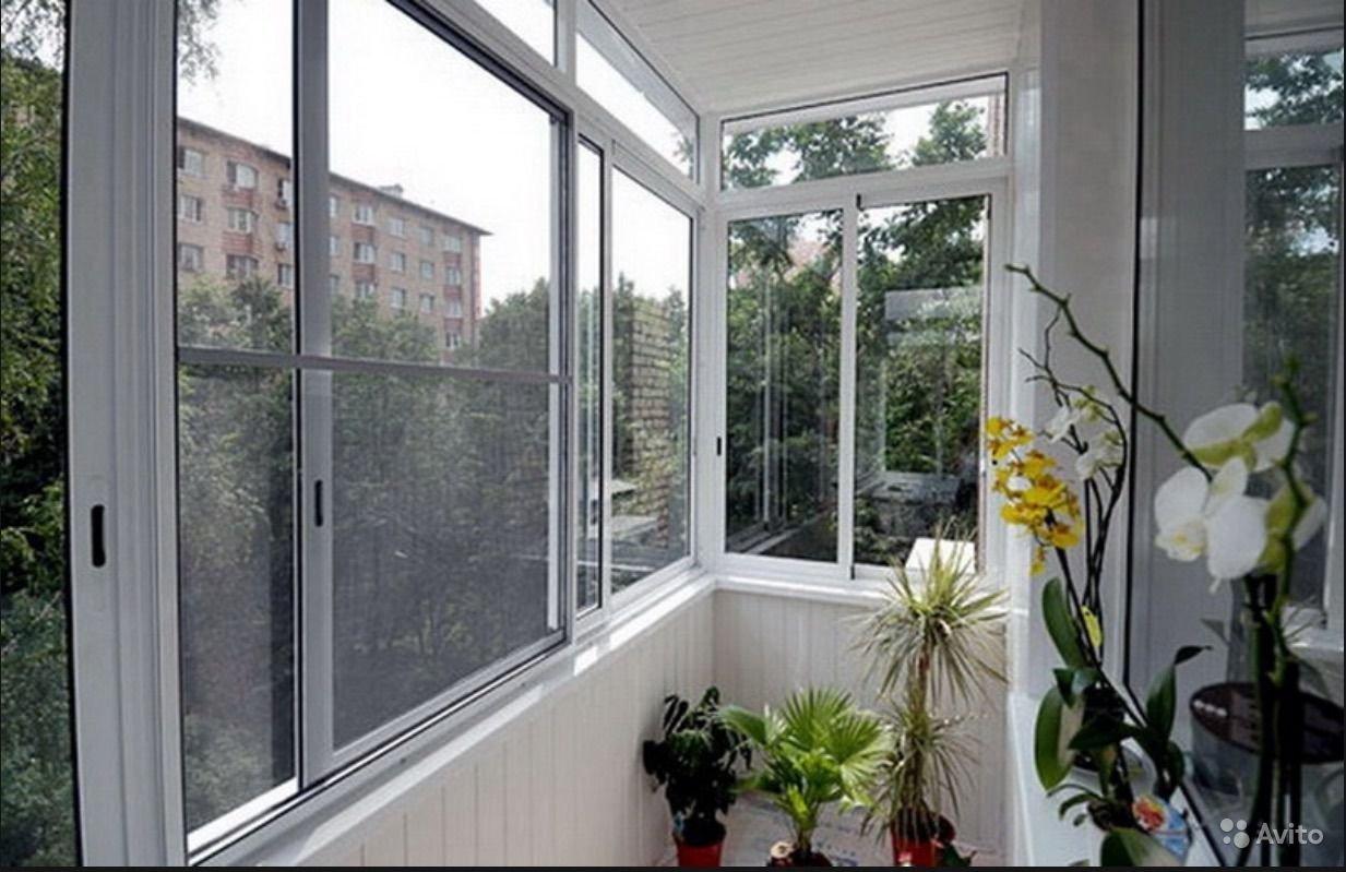 Выгодное остекление балкона или лоджии.